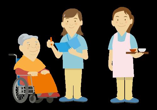 Certified nursing care